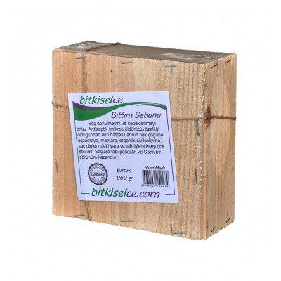 Bitkiselce El Yapımı Bıttım Sabunu 950gr.