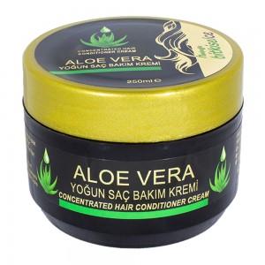 Bitkiselce El Yapımı Aloa Vera Sabunu & Aloa Vera Saç Bakım Kremi